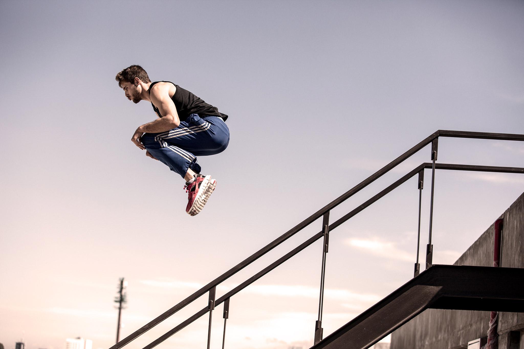 Saltando Escaleras